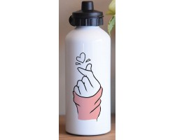 """Бутылка для воды """"Heart"""""""