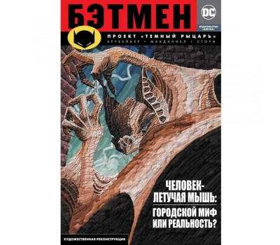 "Бэтмен. Проект ""Темный рыцарь"""