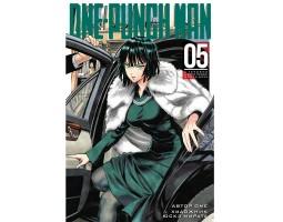 One-Punch Man. Книга 5. С героями шутки плохи & Сила духа