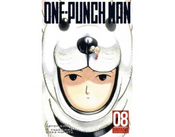 One-Punch Man. Книга 8