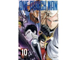 One-Punch Man. Кн. 10