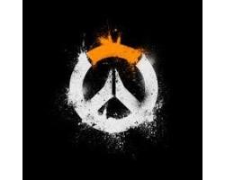 "Металический постер ""Overwatch"""