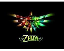 """Металический постер """"Zelda"""""""