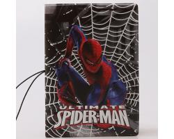 Обложка на паспорт Человек-паук