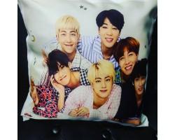Сувенирная подушка new BTS 1