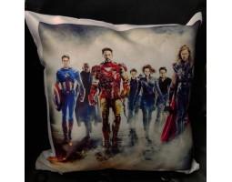 Сувенирная подушка Мстители