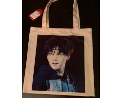 Сувенирная сумка шоппер BTS 2