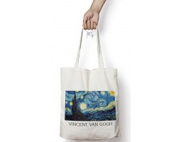"""Сумка-шоппер """"Ван Гог. Звездная ночь"""""""
