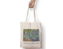 """Сумка-шоппер """"Ван Гог. Ирисы"""""""