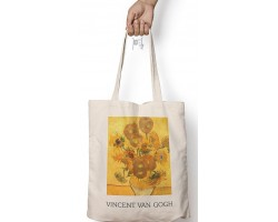 "Сумка-шоппер ""Ван Гог. Подсолнухи"""
