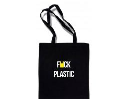 "Сумка-шоппер ""К черту пластик"""